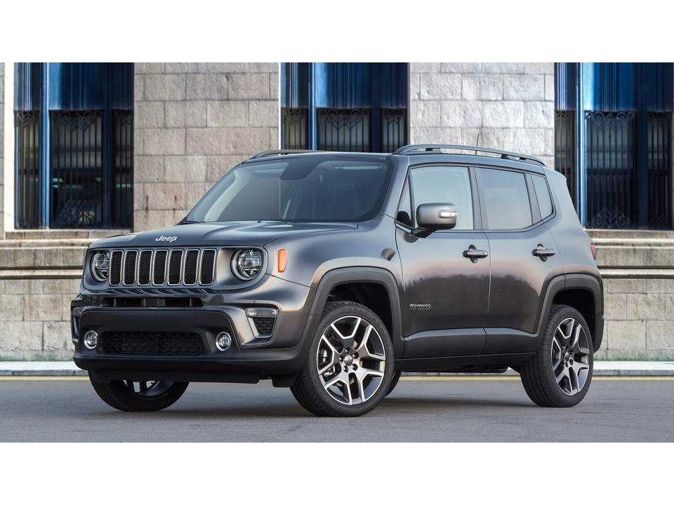2019 Jeep Renegade 1