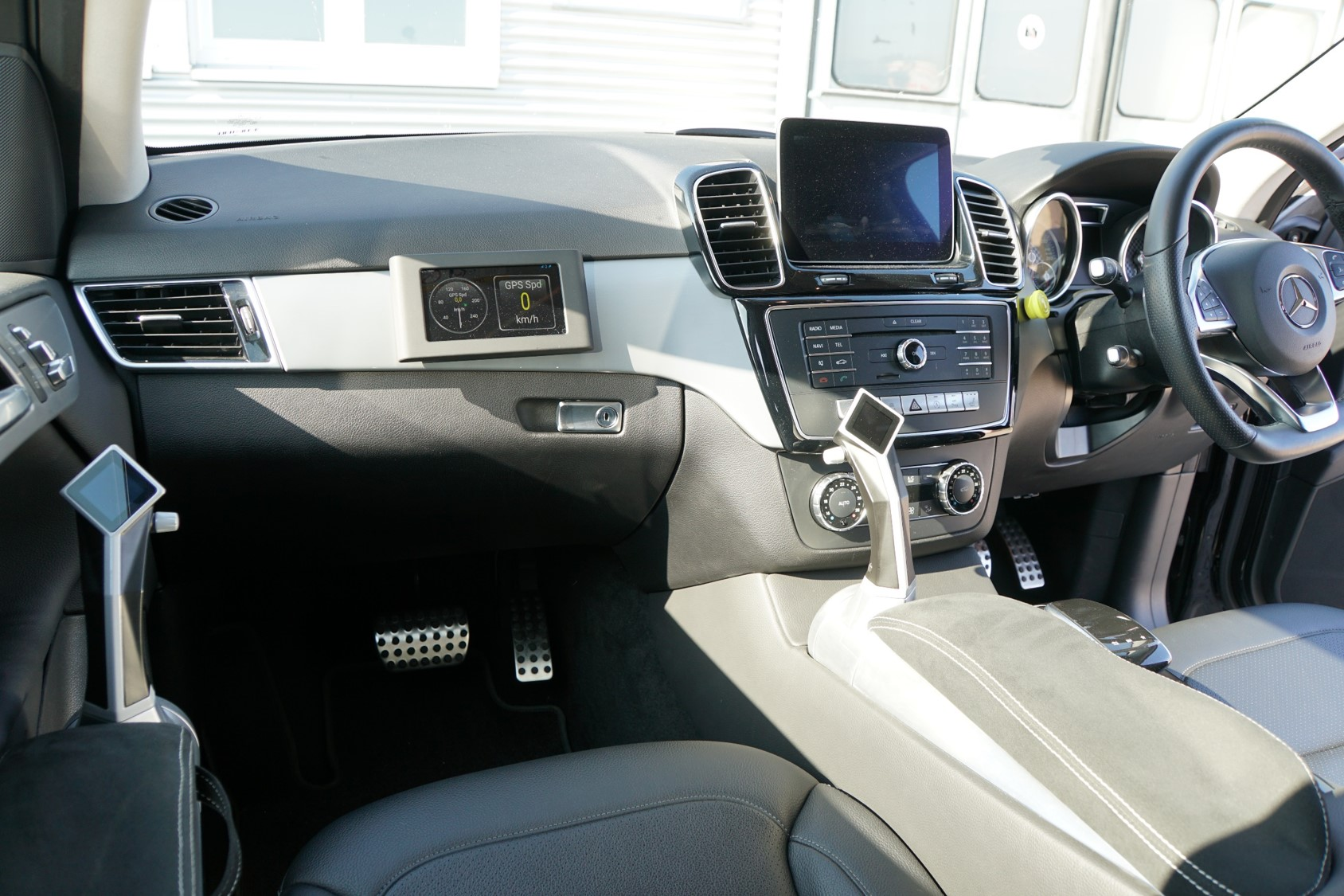 BCS GLE with JETDRIVE interior 4